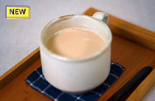 お茶屋のロイヤルミルクティー