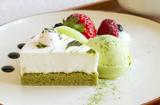 日替わりケーキ