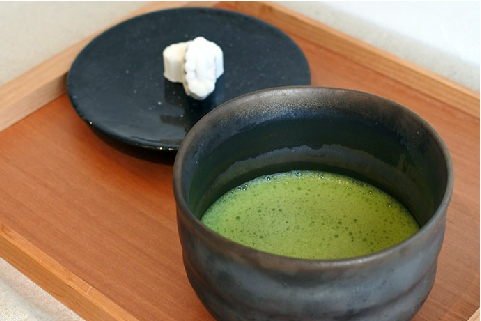 抹茶と和三盆セット